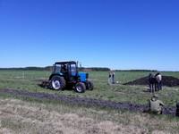 Ауыл шаруашылығы өндірісінде тракторист-машинист